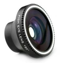 fisheye объектив для iPhone, iPad
