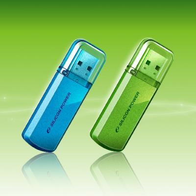 Купить SILICON POWER Helios 101 Green 4 Gb