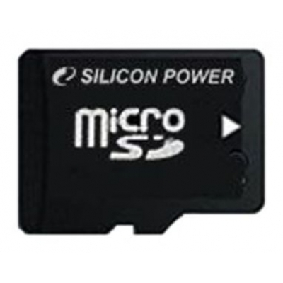 Купить 16 Gb microSDHC, Silicon Power Class4 / без адаптера
