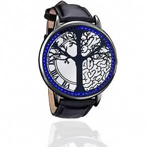 Цена сенсорных наручных часов купить бу часы панераи