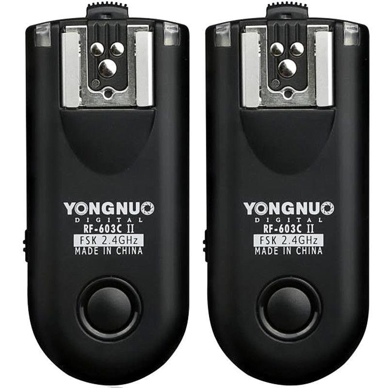 радиосинхронизатор yongnuo rf-603
