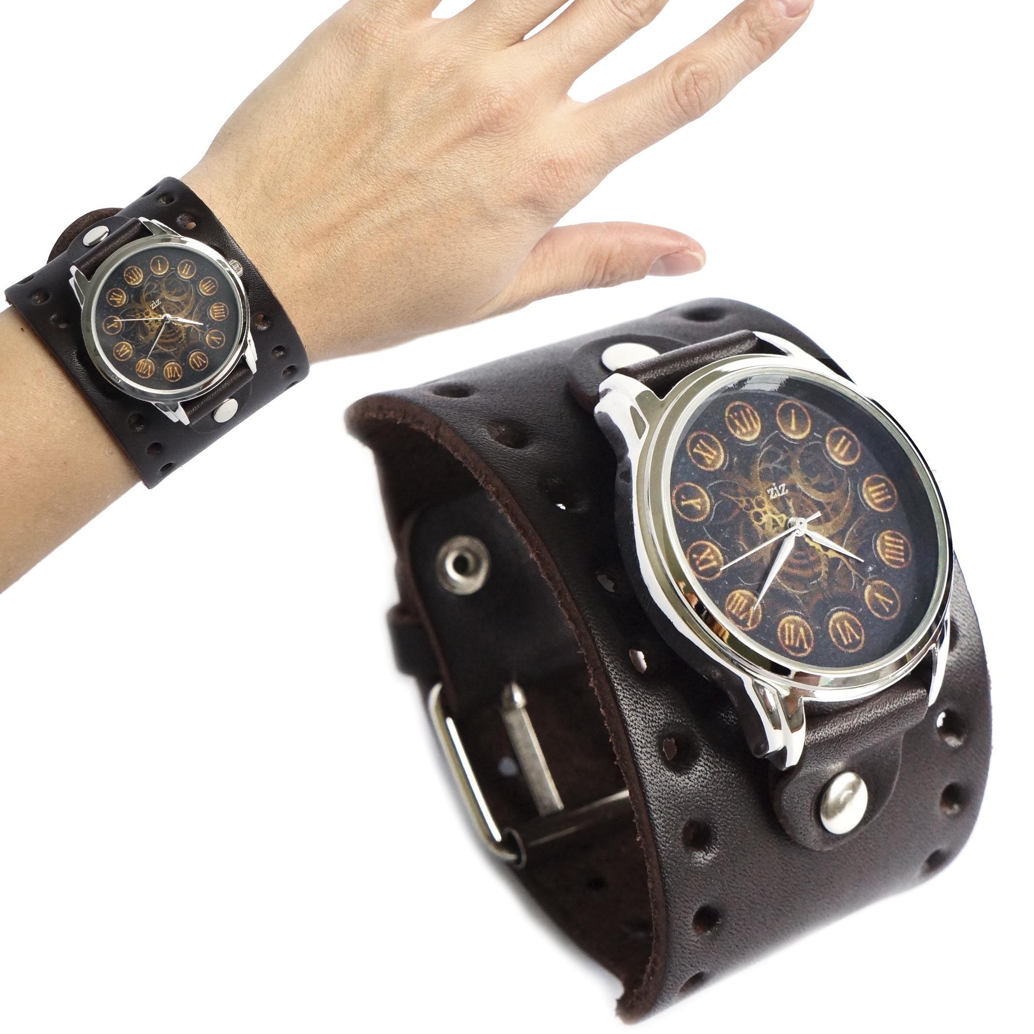 9c477351 Наручные часы ZIZ стимпанк. Цена, купить Наручные часы ZIZ стимпанк ...
